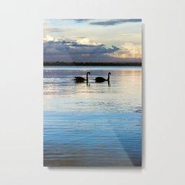 Matilda Bay Swans Metal Print