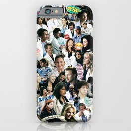 Greys Anatomy - Too Sassy for You iPhone Case