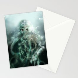 Cthulhu fhtagn Stationery Cards