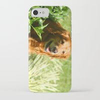 sassy iPhone & iPod Cases featuring Lady Sassy by Robin Curtiss