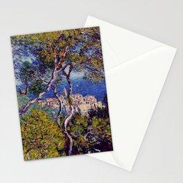 Claude Monet - Bordighera.jpg Stationery Cards