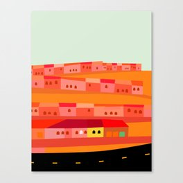 Otay Hills Canvas Print