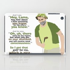 Carl Spackler and the Lama iPad Case