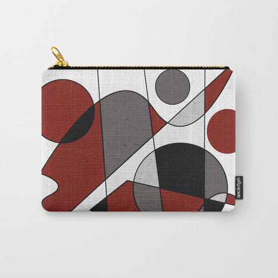 Abstract #124 Carry-All Pouch