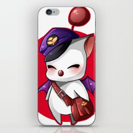 Final Fantasy - Moogle, Kupo! iPhone Skin