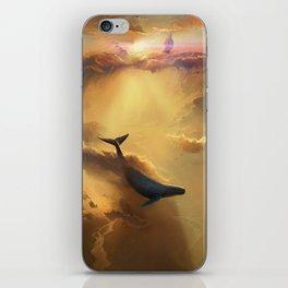 Infinite Dreams iPhone Skin