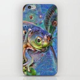 Frog Dream iPhone Skin
