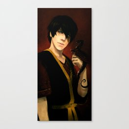 Zuko Canvas Print