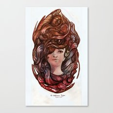 Hairspray Canvas Print