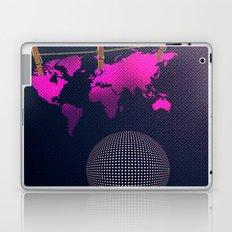 Drying Laptop & iPad Skin