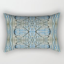 Sunshine Girders Rectangular Pillow