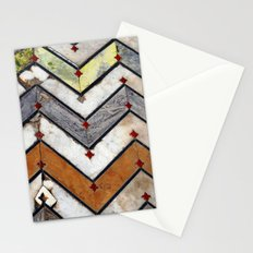 Marble Floor  Stationery Cards