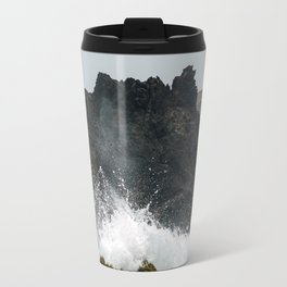 Waves x Conflict Travel Mug