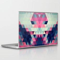 Abstract Triangle Donkey Laptop & iPad Skin