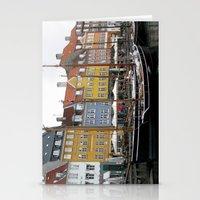 copenhagen Stationery Cards featuring Copenhagen by constarlation