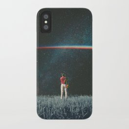 Saw The Light iPhone Case
