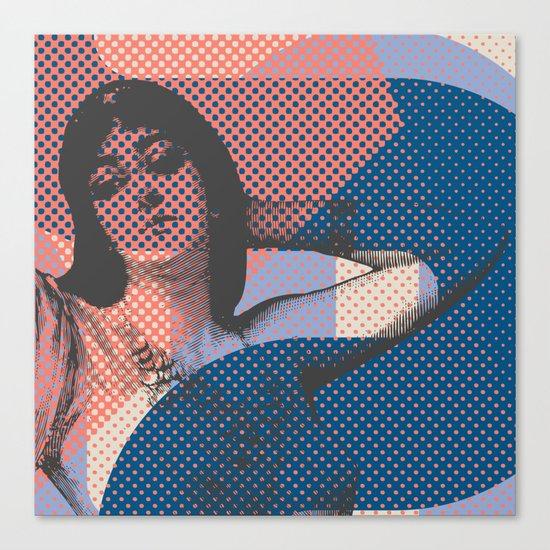 Salome Canvas Print