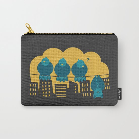 Three plus one Carry-All Pouch