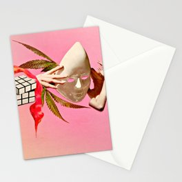 Dissociate Stationery Cards