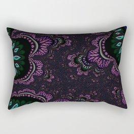 Dancing Jewels Rectangular Pillow