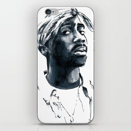 2 pac iPhone Skin