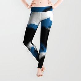 [BLUE] SKULL Leggings