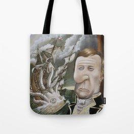 Alexander's Leviathan Tote Bag