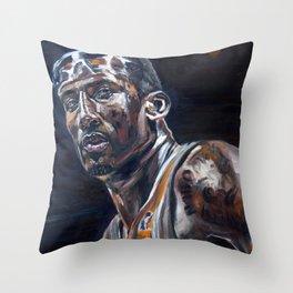 Amar'e Stoudemire Throw Pillow