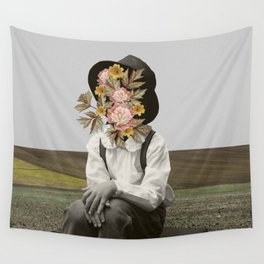 Lonely Boy Wall Tapestry