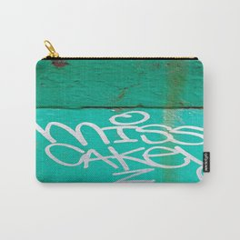 Miss Cakey was Here  Carry-All Pouch