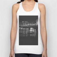 liverpool Tank Tops featuring The Liverpool River. by Rory-Mackenzie