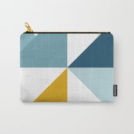 Modern Geometric 18/3 Carry-All Pouch