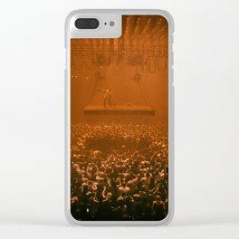 Saint Pablo Clear iPhone Case