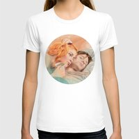 eternal sunshine of the spotless mind T-shirts featuring Eternal Sunshine of the Spotless Mind by reviandana