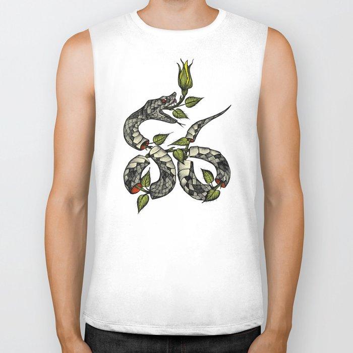 S6 Tee Biker Tank