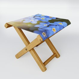 Don't Forget Me no.3863 Folding Stool