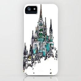 Cinderella Castle iPhone Case