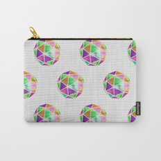 vivid dodecahedron Carry-All Pouch