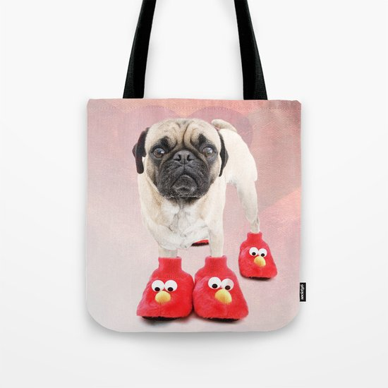 You don't have a pair or two too? Tote Bag