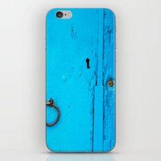 behind the door iPhone & iPod Skin
