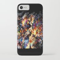 ghost in the shell iPhone & iPod Cases featuring Ghost in the Shell by ururuty