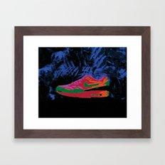 MAX100 / 059: Hunted Framed Art Print