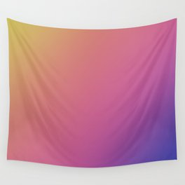 Fade pattern Wall Tapestry