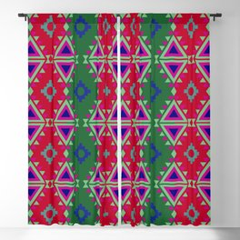 Indian Designs 66 Blackout Curtain