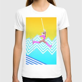 Ski like it's 1989 T-shirt