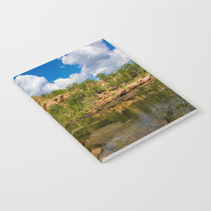 Bell Gorge Notebook