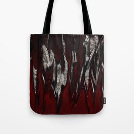 Raging Red Tote Bag