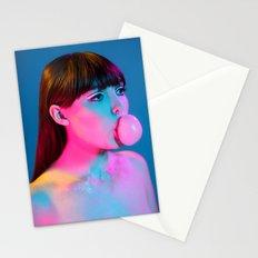 Bubblegum Yum Pop Stationery Cards