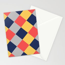Suéter Laranja  Stationery Cards