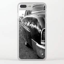 CLASSIC REFLECTIONS Clear iPhone Case